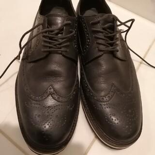 プラダ(PRADA)の中古プラダPRADAメンズ革靴シューズ黒(ドレス/ビジネス)