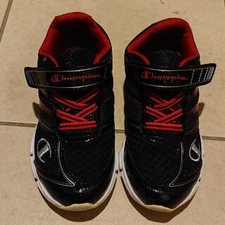 チャンピオン(Champion)のChampion 子供用 靴 スニーカー 19.0cm 美品(スニーカー)
