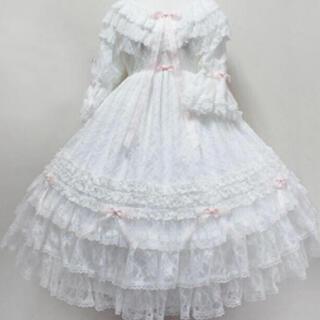 Angelic Pretty - アンジェリックプリティ Viorettaワンピース 白