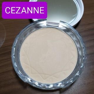 CEZANNE(セザンヌ化粧品) - セザンヌ UVクリアフェイスパウダー 01