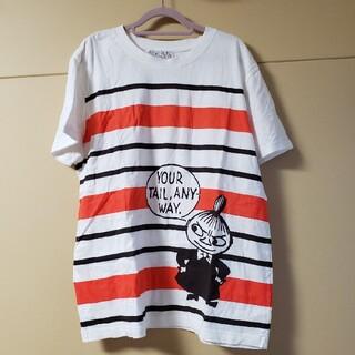 リトルミー(Little Me)の未使用品 ムーミンTシャツ ミー(Tシャツ(半袖/袖なし))