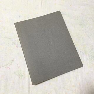 MUJI (無印良品) - 無印良品 * バインダー A4・30穴・ライトグレー