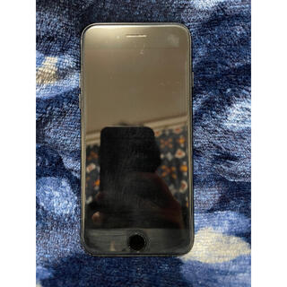 Apple - iPhone 7 Black 128 GB au