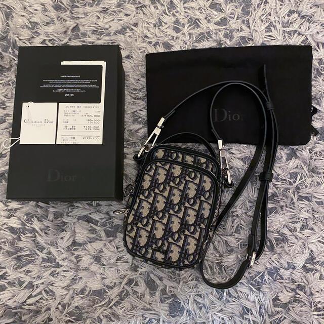 Dior(ディオール)のDior ショルダーバッグ メンズ メンズのバッグ(ショルダーバッグ)の商品写真