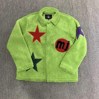 MJ CPFM XYZ Kanye 限定 ダブルスマイリー ワークシャツ
