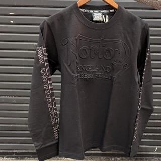 ノートン(Norton)のNorton エンボスロンT 新品 6589円→4500円(Tシャツ/カットソー(七分/長袖))
