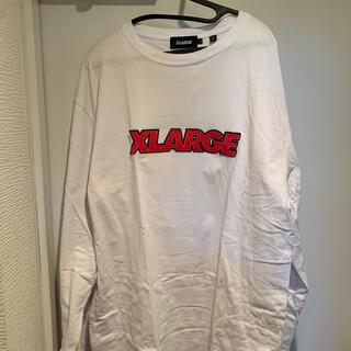 XLARGE - XLARGE ラージ ロンT