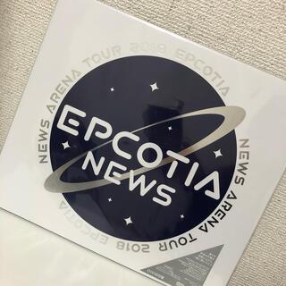 ジャニーズ(Johnny's)のNEWS ARENA TOUR 2018 EPCOTIA(初回盤) DVD(アイドルグッズ)