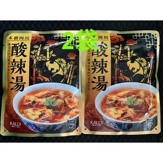カルディ(KALDI)のカルディ 酸辣湯(インスタント食品)