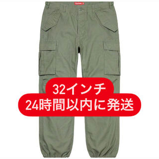 Supreme - 32サイズ Supreme Cargo Pant Olive