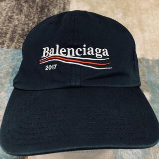 バレンシアガ(Balenciaga)のバレンシアガ キャンペーンロゴキャップ(キャップ)