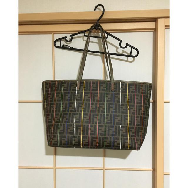 FENDI(フェンディ)のフェンディ トート マルチカラー メンズのバッグ(トートバッグ)の商品写真
