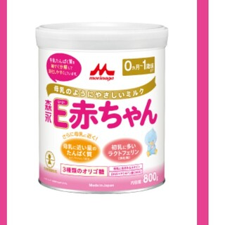森永乳業 - 森永 E赤ちゃん ミルク 大缶800g