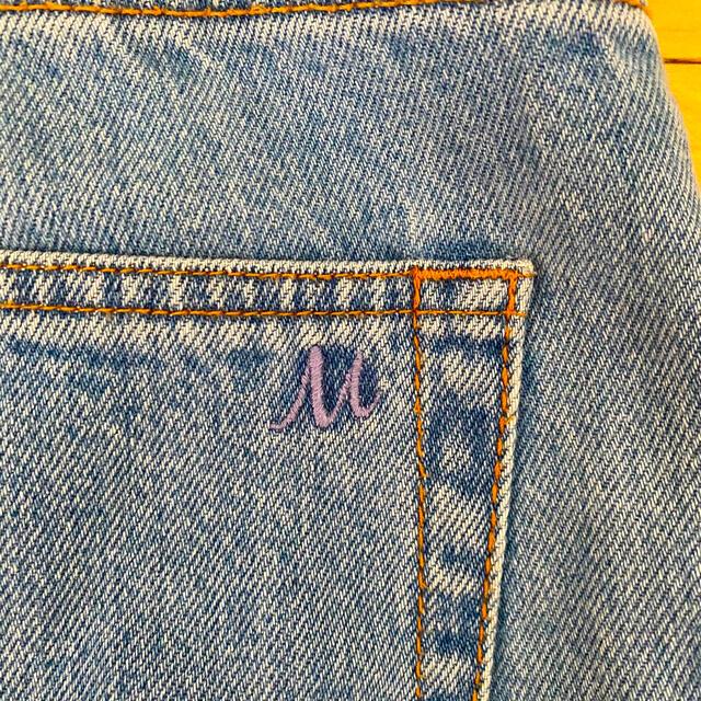 Mila Owen(ミラオーウェン)のミラオーウェン デニム ジーンズ サイズ0 レディースのパンツ(デニム/ジーンズ)の商品写真