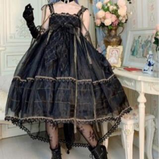アンジェリックプリティー(Angelic Pretty)のGIRLISM 花神誕生 ドレス ロリータ ジャンスカ(ロングワンピース/マキシワンピース)