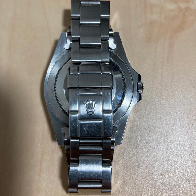 ROLEX(ロレックス)のロレックス  GMTマスター 16700 T番 ペプシベゼル メンズの時計(腕時計(アナログ))の商品写真