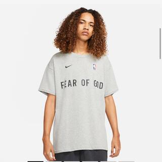 FEAR OF GOD - ナイキ FOG グレー XS
