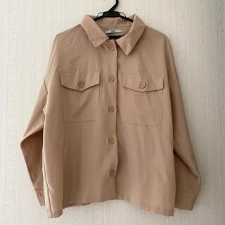GRL - GRL オーバーシャツジャケット