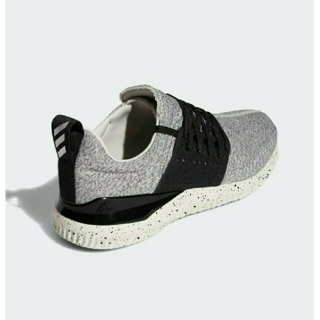 adidas(アディダス)の【新品】adidas アディダス 26.5cm アディクロス バウンス ゴルフ スポーツ/アウトドアのゴルフ(シューズ)の商品写真