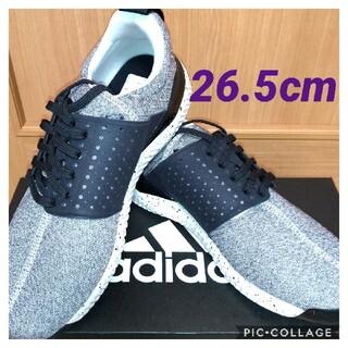 adidas - 【新品】adidas アディダス 26.5cm アディクロス バウンス ゴルフ