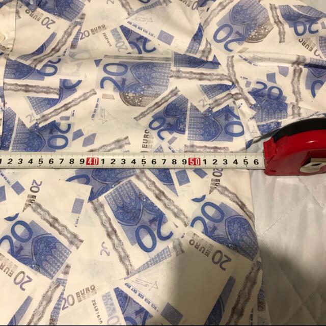 Balenciaga(バレンシアガ)のdude9 ユーロプリント シャツ BALENCIAGA nissy 着用 メンズのトップス(シャツ)の商品写真