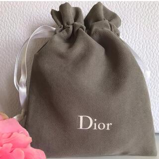 Dior - ディオール 巾着 ポーチ/ロクシタン 美容 オイル