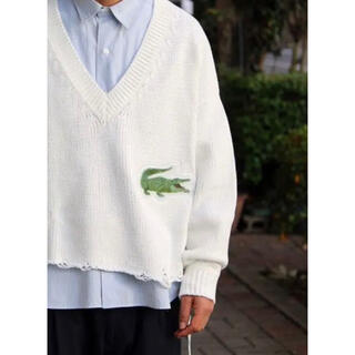 Jieda - doublet 3D patch knit