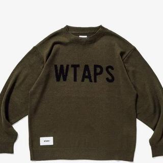 W)taps - wtaps ニット セーター deck Mサイズ