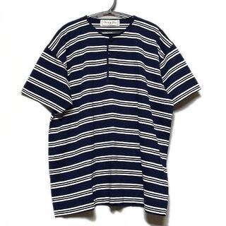 Christian Dior - 【クリスチャンディオール】ヘンリーネック Tシャツ サイズM