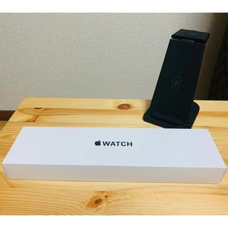 Apple Watch - Apple Watch SE(GPSモデル)- 40mmスペースグレイ