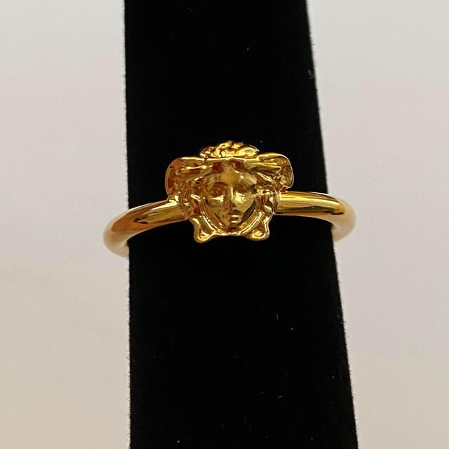 VERSACE(ヴェルサーチ)のVersace ヴェルサーチ リング 指輪 19 メンズのアクセサリー(リング(指輪))の商品写真