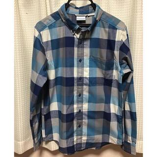 Columbia - コロンビア Columbia メンズ チェックシャツ Mサイズ