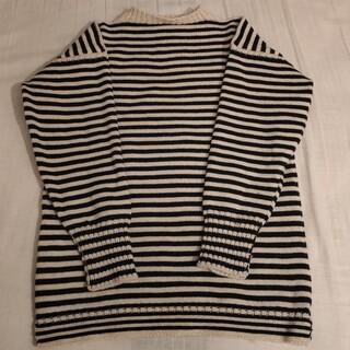 インバーアラン(INVERALLAN)の【Le Tricoteur】トラディショナル ウールガンジーセーター (ニット/セーター)