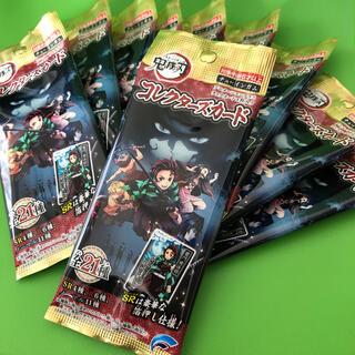 鬼滅の刃 コレクターズ カード 未開封