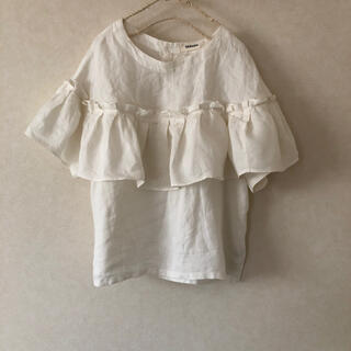 tumugu - ツムグ tumugu  白 半袖