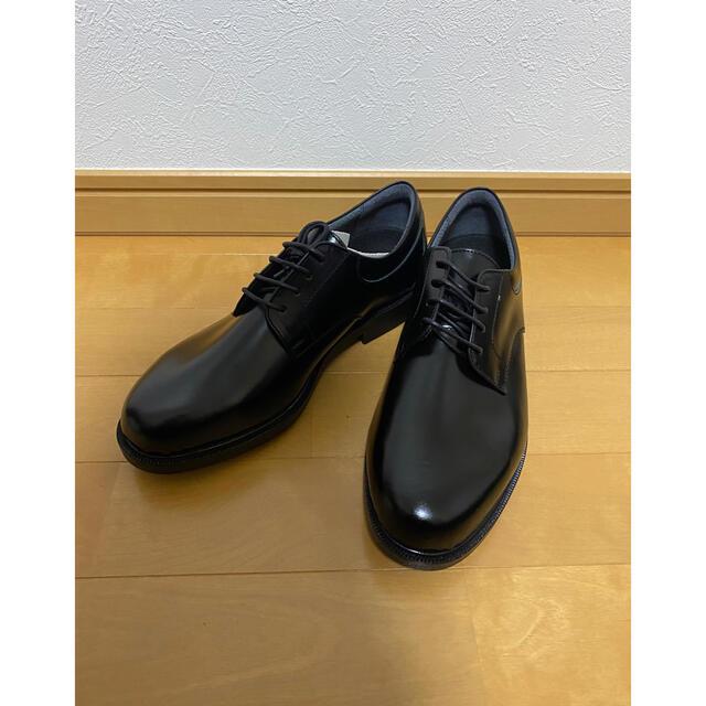 革靴 ローファー 新品未使用 メンズ 25cm メンズの靴/シューズ(ドレス/ビジネス)の商品写真