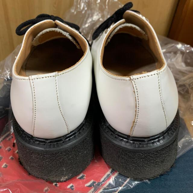GEORGE COX(ジョージコックス)のジョージコックス ラバーソール MUSIC NOTE メンズの靴/シューズ(その他)の商品写真