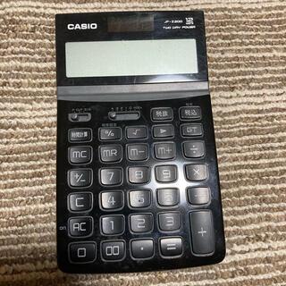 カシオ(CASIO)の計算機 JF-Z200 ジャンク品(その他)