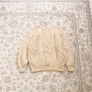 ロキエ(Lochie)のfisherman's knit③(ニット/セーター)