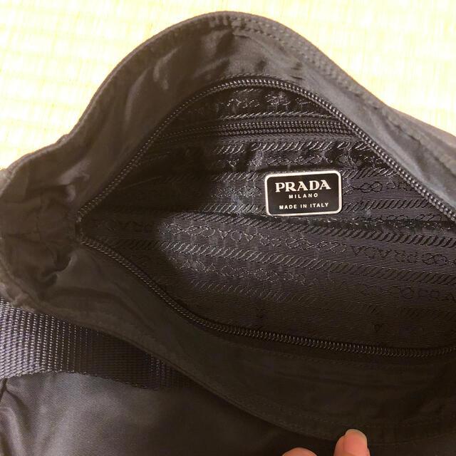 PRADA(プラダ)のPRADA のショルダーバッグ メンズのバッグ(ショルダーバッグ)の商品写真