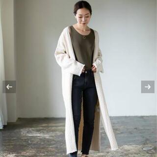 Noble - NOBLE♡新品・未使用【R JUBILEE】ヘリンボーンコート