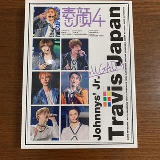 ジャニーズJr. - 素顔4 Travis Japan DVD