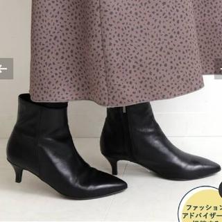 イエナ(IENA)のANGELINA MILLAN  ショートブーツ(ブーツ)