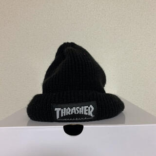スラッシャー(THRASHER)のTHRASHER ニットキャップ(ニット帽/ビーニー)