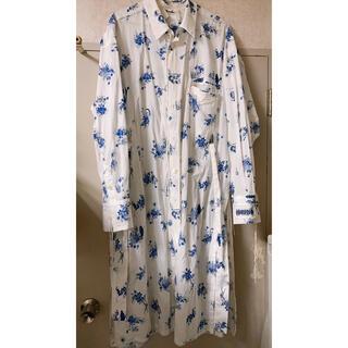 SUNSEA - Midorikawa 2019SS long shirt paranoid