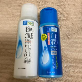 ロートセイヤク(ロート製薬)の肌ラボ 化粧水&乳液 セット(化粧水/ローション)