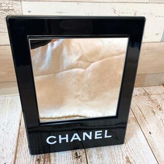 CHANEL - 即購入可!! 正規品 CHANEL シャネル 置き型 ミラー 鏡★