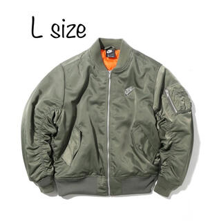 NIKE - 販路限定商品 NIKE ナイキ PUNK PACK BOMBER JACKET