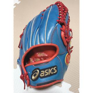 asics - 軟式グローブ 野球グローブ asics