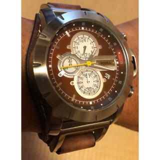 フォッシル(FOSSIL)のフォッシルfossil 腕時計 メンズ(腕時計(アナログ))